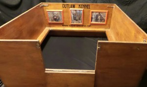 Outlaw Kennel whelping pen